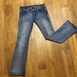 Amethyst Boot Cut Jeans LONG